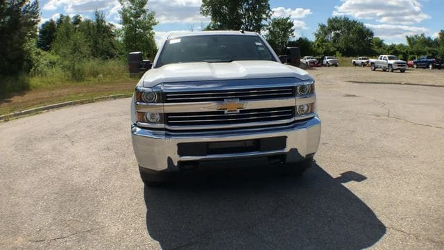 2018 Silverado 2500 Crew Cab 4x2,  Monroe Service Body #6-14323 - photo 5