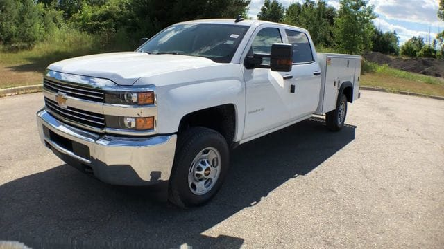 2018 Silverado 2500 Crew Cab 4x2,  Monroe Service Body #6-14323 - photo 6