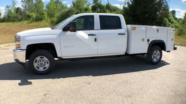 2018 Silverado 2500 Crew Cab 4x2,  Monroe Service Body #6-14323 - photo 7