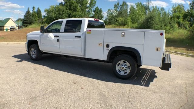 2018 Silverado 2500 Crew Cab 4x2,  Monroe Service Body #6-14323 - photo 2