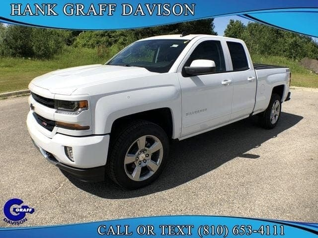 2018 Silverado 1500 Double Cab 4x4,  Pickup #6-14354 - photo 1