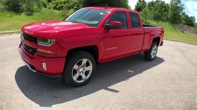 2018 Silverado 1500 Double Cab 4x4,  Pickup #6-14390 - photo 6
