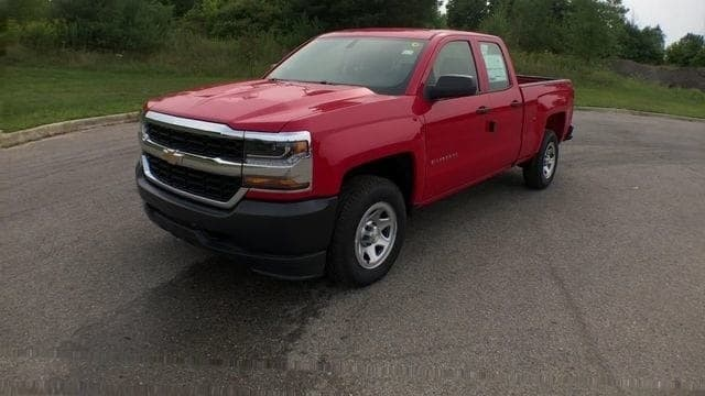2019 Silverado 1500 Double Cab 4x4,  Pickup #6-14523 - photo 6