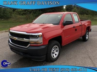 2019 Silverado 1500 Double Cab 4x4,  Pickup #6-14523 - photo 1