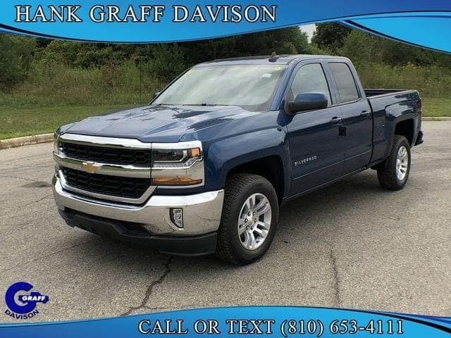 2019 Silverado 1500 Double Cab 4x2,  Pickup #6-14661 - photo 1