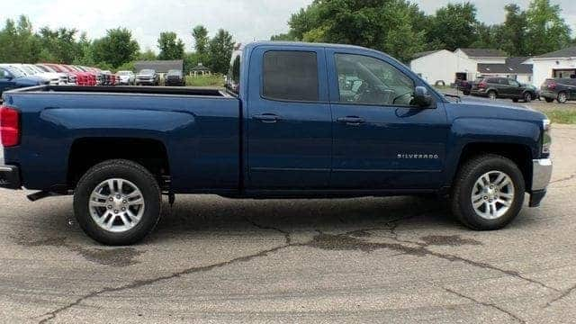 2019 Silverado 1500 Double Cab 4x2,  Pickup #6-14661 - photo 3