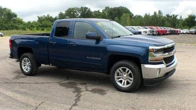 2019 Silverado 1500 Double Cab 4x2,  Pickup #6-14661 - photo 4