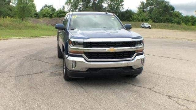 2019 Silverado 1500 Double Cab 4x2,  Pickup #6-14661 - photo 5
