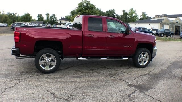 2019 Silverado 2500 Double Cab 4x4,  Pickup #6-15428 - photo 4