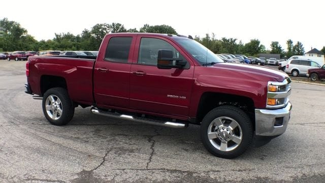 2019 Silverado 2500 Double Cab 4x4,  Pickup #6-15428 - photo 5