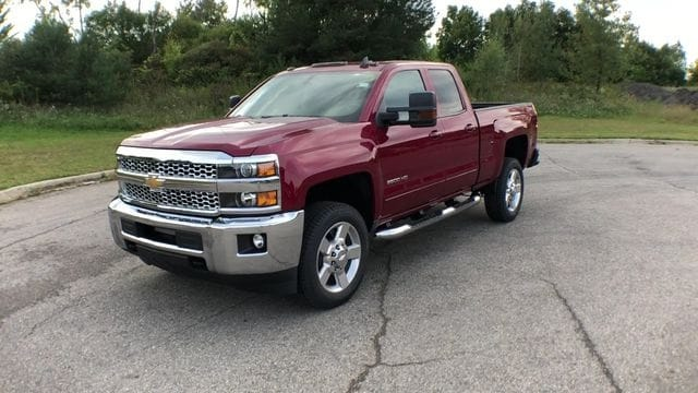2019 Silverado 2500 Double Cab 4x4,  Pickup #6-15428 - photo 1
