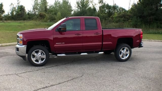 2019 Silverado 2500 Double Cab 4x4,  Pickup #6-15428 - photo 7
