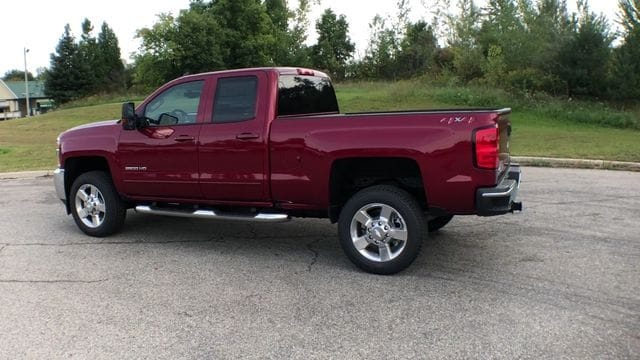 2019 Silverado 2500 Double Cab 4x4,  Pickup #6-15428 - photo 3