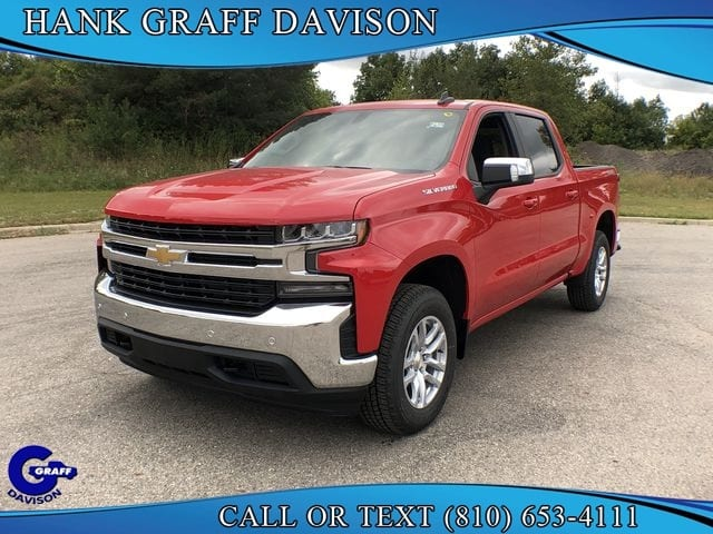 2019 Silverado 1500 Crew Cab 4x4,  Pickup #6-15633 - photo 1