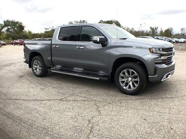 2019 Silverado 1500 Crew Cab 4x4,  Pickup #6-15714 - photo 10