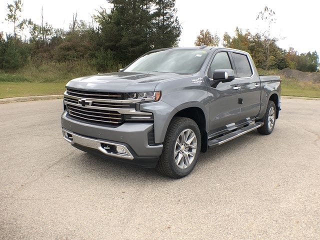 2019 Silverado 1500 Crew Cab 4x4,  Pickup #6-15714 - photo 1