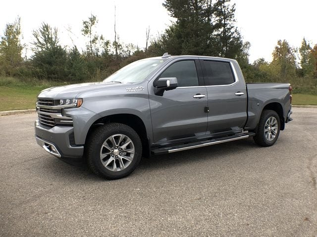 2019 Silverado 1500 Crew Cab 4x4,  Pickup #6-15714 - photo 3