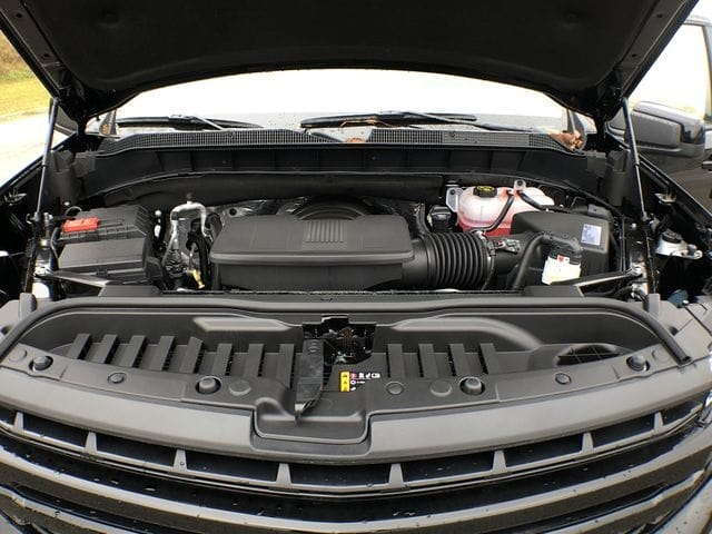 2019 Silverado 1500 Crew Cab 4x4,  Pickup #6-15722 - photo 10