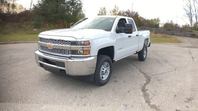 2019 Silverado 2500 Double Cab 4x4,  Pickup #6-15789 - photo 1
