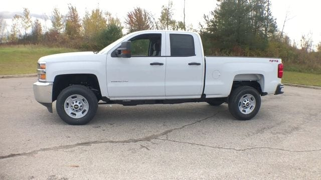 2019 Silverado 2500 Double Cab 4x4,  Pickup #6-15789 - photo 6