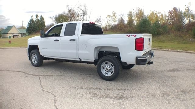 2019 Silverado 2500 Double Cab 4x4,  Pickup #6-15789 - photo 2