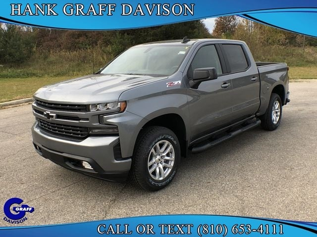 2019 Silverado 1500 Crew Cab 4x4,  Pickup #6-16073 - photo 1