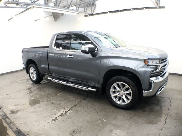 2019 Silverado 1500 Double Cab 4x4,  Pickup #6-16153 - photo 10