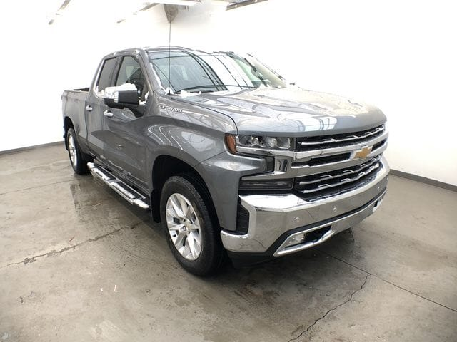2019 Silverado 1500 Double Cab 4x4,  Pickup #6-16153 - photo 11