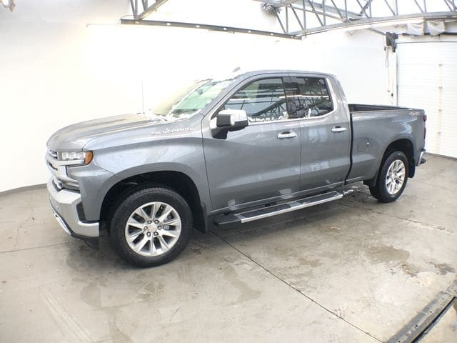 2019 Silverado 1500 Double Cab 4x4,  Pickup #6-16153 - photo 3