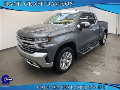2019 Silverado 1500 Double Cab 4x4,  Pickup #6-16153 - photo 1