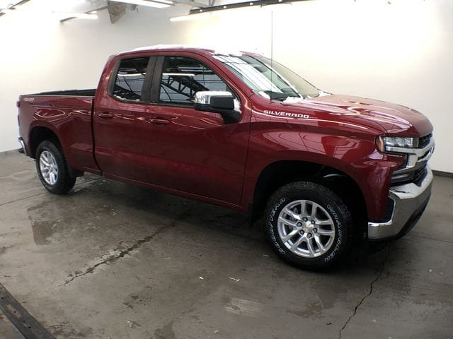 2019 Silverado 1500 Double Cab 4x4,  Pickup #6-16154 - photo 10