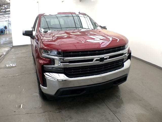 2019 Silverado 1500 Double Cab 4x4,  Pickup #6-16154 - photo 12