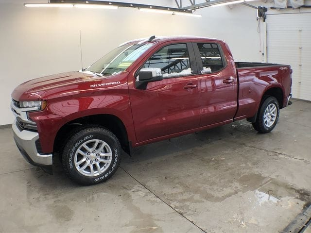 2019 Silverado 1500 Double Cab 4x4,  Pickup #6-16154 - photo 3