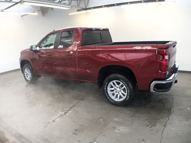 2019 Silverado 1500 Double Cab 4x4,  Pickup #6-16154 - photo 2