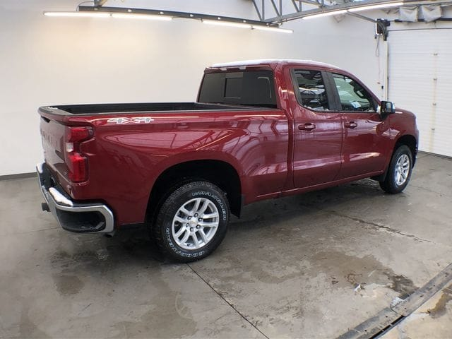 2019 Silverado 1500 Double Cab 4x4,  Pickup #6-16154 - photo 8