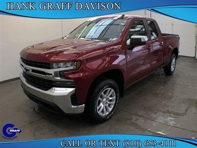 2019 Silverado 1500 Double Cab 4x4,  Pickup #6-16154 - photo 1