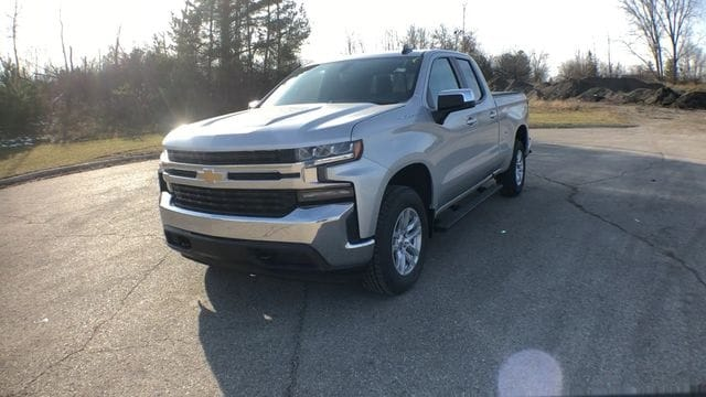 2019 Silverado 1500 Double Cab 4x4,  Pickup #6-16277 - photo 1