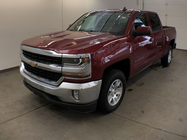 2018 Silverado 1500 Crew Cab 4x2,  Pickup #6-16325 - photo 3