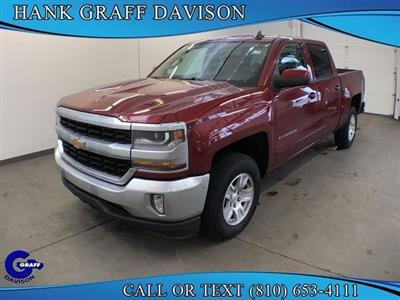 2018 Silverado 1500 Crew Cab 4x2,  Pickup #6-16325 - photo 1