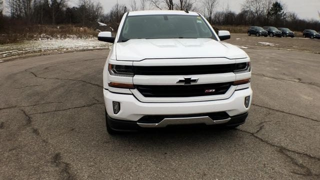 2018 Silverado 1500 Crew Cab 4x4,  Pickup #6-16363 - photo 5