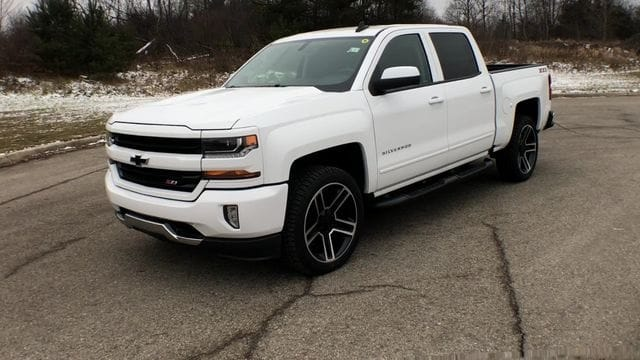 2018 Silverado 1500 Crew Cab 4x4,  Pickup #6-16363 - photo 6