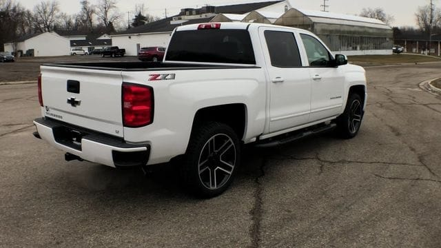 2018 Silverado 1500 Crew Cab 4x4,  Pickup #6-16363 - photo 9