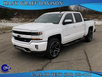 2018 Silverado 1500 Crew Cab 4x4,  Pickup #6-16363 - photo 1