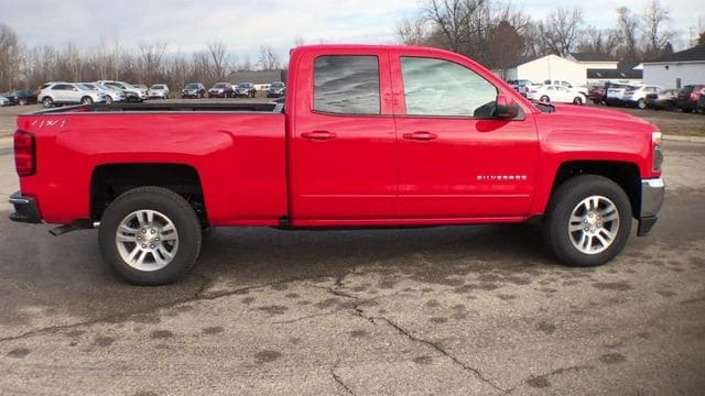 2019 Silverado 1500 Double Cab 4x4,  Pickup #6-16518 - photo 3