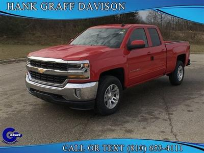 2019 Silverado 1500 Double Cab 4x4,  Pickup #6-16518 - photo 1