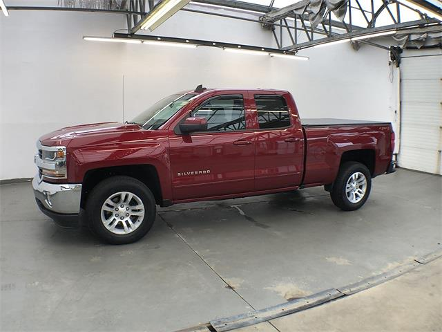 2019 Silverado 1500 Double Cab 4x4,  Pickup #6-16546 - photo 4
