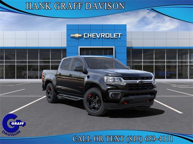 2021 Chevrolet Colorado Crew Cab 4x4, Pickup #6-22864 - photo 1