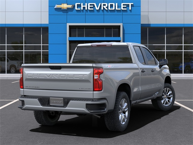 2021 Chevrolet Silverado 1500 Double Cab 4x4, Pickup #6-23637 - photo 2