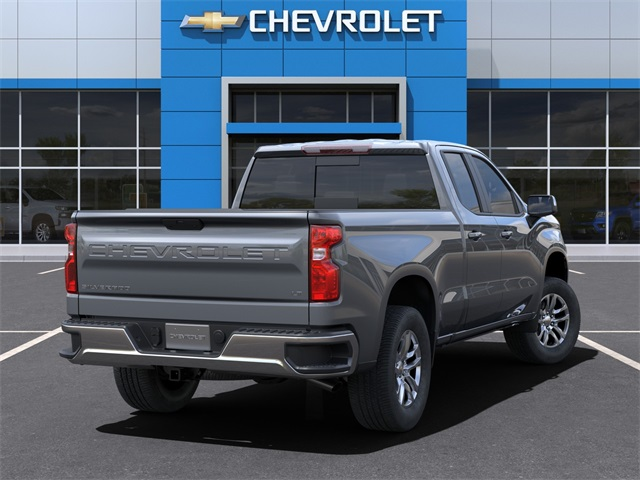 2021 Chevrolet Silverado 1500 Double Cab 4x2, Pickup #6-23860 - photo 2