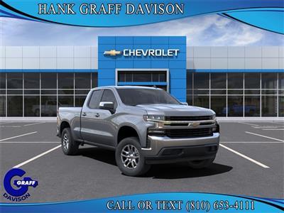 2021 Chevrolet Silverado 1500 Double Cab 4x2, Pickup #6-23860 - photo 1